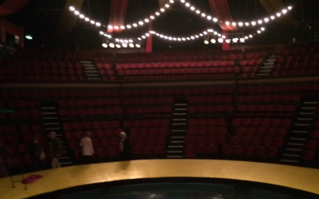 The Tempest at the Hippodrome