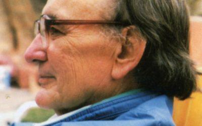 Frank Redpath aka Philip Larkin