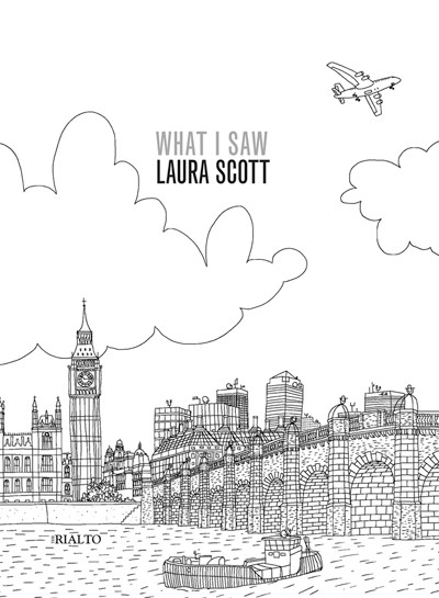 what I saw cover