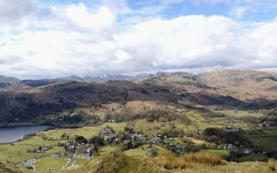 HOME (FOR A MONTH) IN GRASMERE