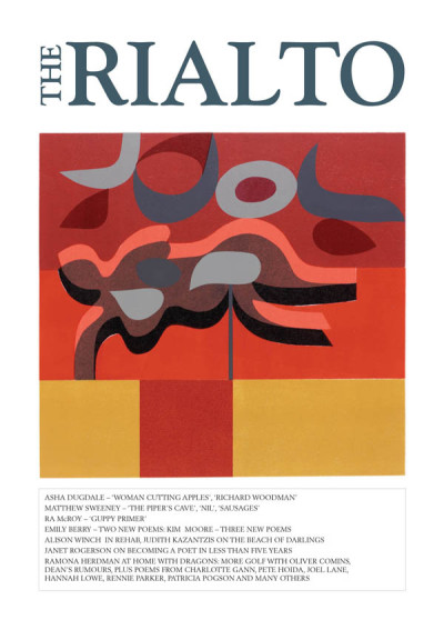 Rialto poetry issue 75